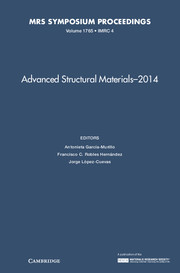 Advanced Structural Materials - 2014