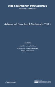 Advanced Structural Materials - 2015