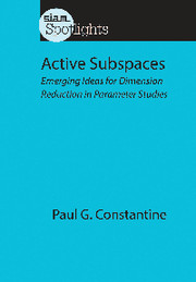 Active Subspaces