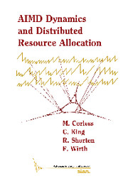 AIMD Dynamics and Distributed Resource Allocation