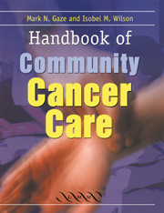 Handbook of Community Cancer Care