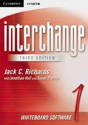 Interchange Whiteboard Software Level 1