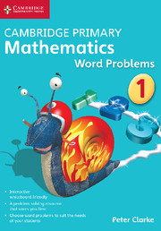 Cambridge Primary Mathematics Stage 1 Word Problems DVD-ROM