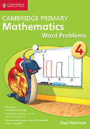 Cambridge Primary Mathematics Stage 4 Word Problems DVD-ROM