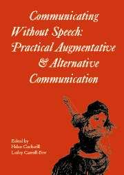 Communicating without Speech