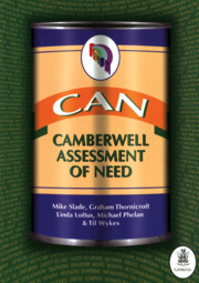 CAN: Camberwell Assessment of Need