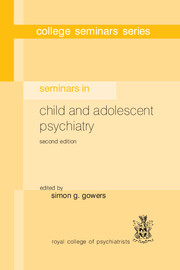 Seminars in Child and Adolescent Psychiatry