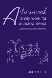 Advanced Family Work for Schizophrenia