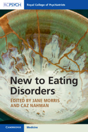 New to Eating Disorders
