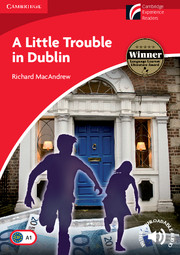 A Little Trouble in Dublin (Un pequeño problema en Dublin) Autor: Richard MacAndrew