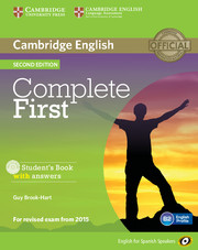 Complete First for Spanish Speakers
