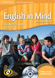 English in Mind for Spanish Speakers 2nd Edition