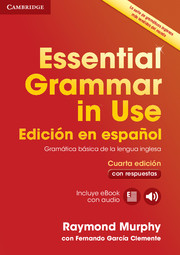Essential Grammar in Use Spanish Edition 4th Edition