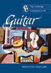 The Cambridge Companion to the Guitar