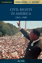 Civil Rights in America, 1865–1980