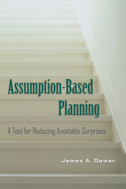 Assumption-Based Planning