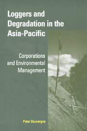 Loggers and Degradation in the Asia-Pacific