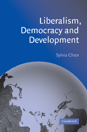 Liberalism, Democracy and Development
