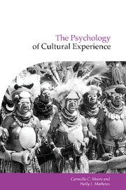 The Psychology of Cultural Experience