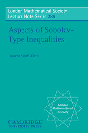 Aspects of Sobolev-Type Inequalities