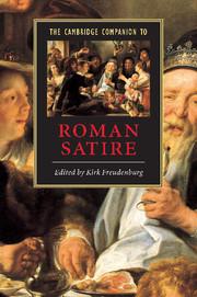Satires Rome Threatening Poses Lucilius Juvenal Classical
