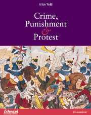 Crime, Punishment and Protest