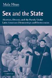 Sex and the State