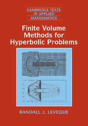 Finite Volume Methods for Hyperbolic Problems