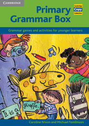 Primary Grammar Box