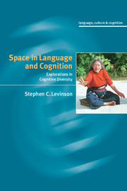 Space in Language and Cognition