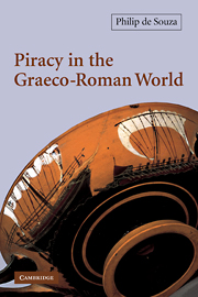 Piracy in the Graeco-Roman World by Philip de Souza