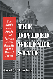The Divided Welfare State