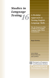 A Modular Approach to Testing English Language Skills