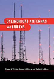 Cylindrical Antennas and Arrays