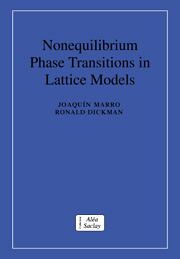 Nonequilibrium Phase Transitions in Lattice Models