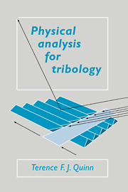 Physical Analysis for Tribology