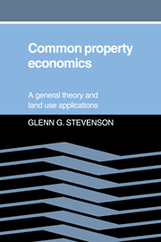Common Property Economics