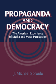 Propaganda and Democracy