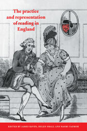 The Practice and Representation of Reading in England