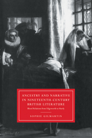Ancestry and Narrative in Nineteenth-Century British Literature