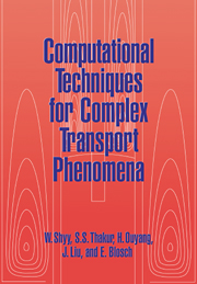 Computational Techniques for Complex Transport Phenomena