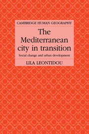 The Mediterranean City in Transition