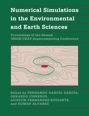 Numerical Simulations in the Environmental and Earth Sciences