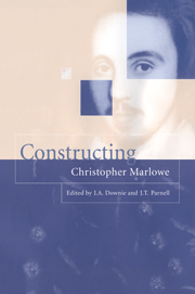 Constructing Christopher Marlowe