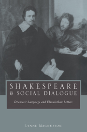 Shakespeare and Social Dialogue