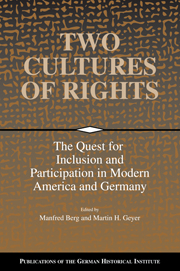 Two Cultures of Rights