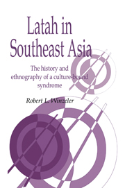 Latah in South-East Asia