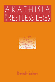 Akathisia and Restless Legs