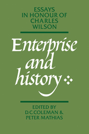 Enterprise and History