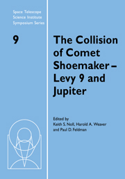 The Collision of Comet Shoemaker-Levy 9 and Jupiter